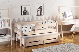 Łóżko podwójne dla dzieci