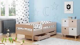 Łóżko pojedyncze dla dzieci