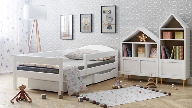 łóżko Dla Dzieci Pojedyncze Ola