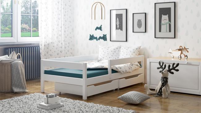 Łóżko dla dzieci pojedyncze Felix