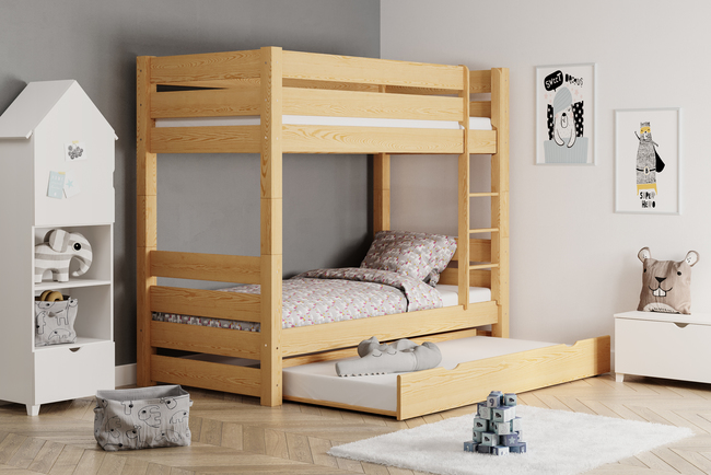łóżka pietrowe