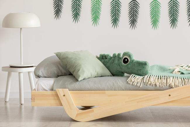 Łóżko dla dzieci pojedyncze Olaf 2