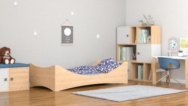łóżko dla dzieci