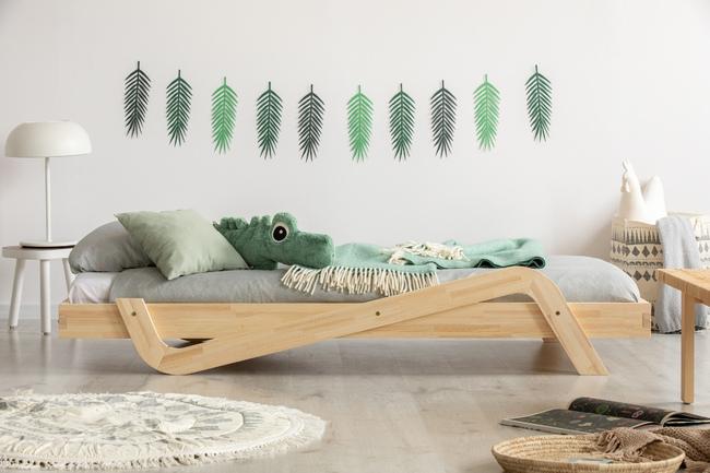Łóżko dla dzieci pojedyncze Olaf