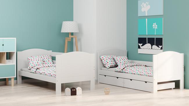 Łóżko dziecięce piętrowe Toms 2