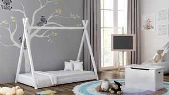 Łóżko pojedyncze dla dzieci Lilly