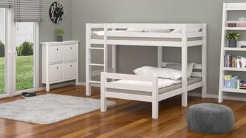 Łóżko dziecięce piętrowe Adam