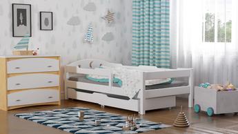 Łóżko pojedyncze Oliwka