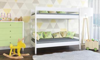 Łóżko piętrowe Dino D2