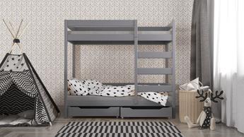 piętrowe łóżko dla młodzieży