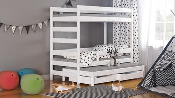 Łóżko piętrowe Trimi T2