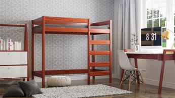 łóżko młodzieżowe