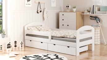 Łóżko pojedyncze Cami