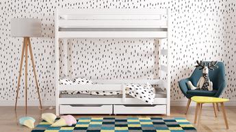 Łóżko piętrowe Wanda Plus W2