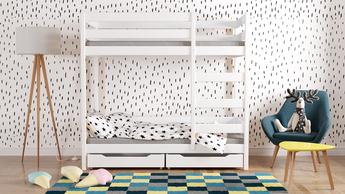 Łóżko piętrowe Wanda Plus W1