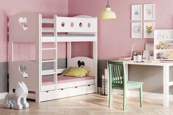 Łóżko piętrowe Dream