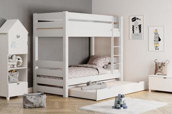 Łóżko dziecięce piętrowe Antonio