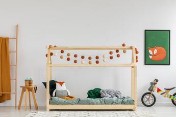 Łóżko domek dla dzieci