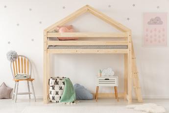 Łóżko domek Britta