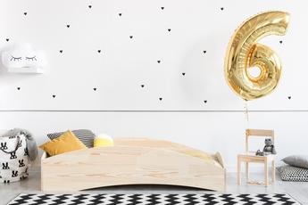 Łóżko dla dzieci pojedyncze William