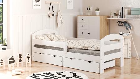 Łóżko dla dzieci pojedyncze Cami 2