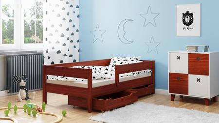 Łóżko dla dzieci pojedyncze Miki 4