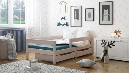 Łóżko dla dzieci pojedyncze Felix 4