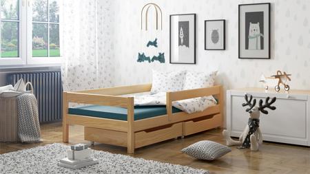 Łóżko dla dzieci pojedyncze Felix 5