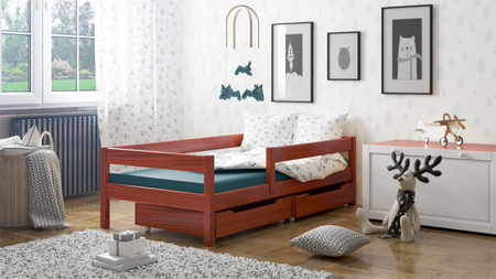 Łóżko dla dzieci pojedyncze Felix 6