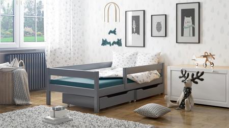 Łóżko dla dzieci pojedyncze Felix 7