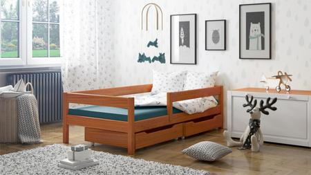 Łóżko dla dzieci pojedyncze Felix 8