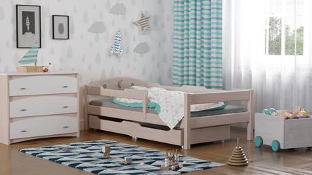 Łóżko dla dzieci pojedyncze Oliwka 5