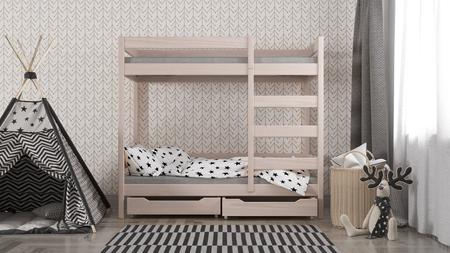 Łóżko dziecięce piętrowe Wanda W1 5