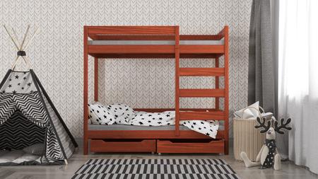 Łóżko dziecięce piętrowe Wanda W1 6