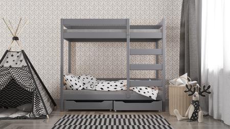Łóżko dziecięce piętrowe Wanda W1 7