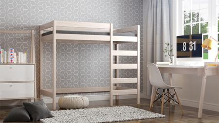 Łóżko dziecięce antresola Luki L1 4