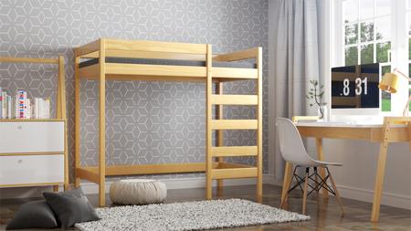 Łóżko dziecięce antresola Luki L1 5