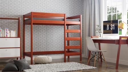Łóżko dziecięce antresola Luki L1 6