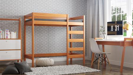 Łóżko dziecięce antresola Luki L1 8