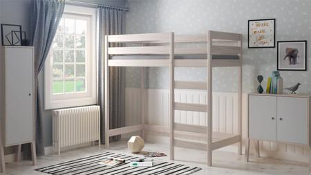 Łóżko dziecięce antresola Luki Plus L1 4