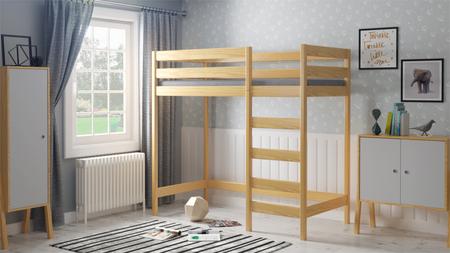 Łóżko dziecięce antresola Luki Plus L1 5