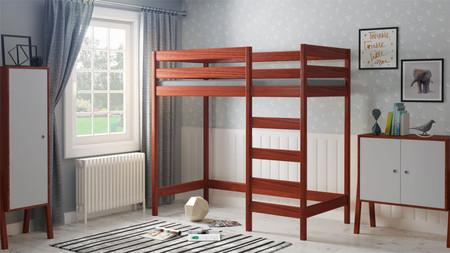 Łóżko dziecięce antresola Luki Plus L1 6