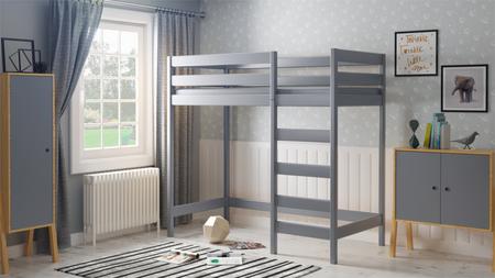 Łóżko dziecięce antresola Luki Plus L1 7