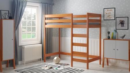 Łóżko dziecięce antresola Luki Plus L1 8