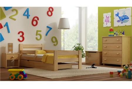 Łóżko dla dzieci pojedyncze Paul M 3
