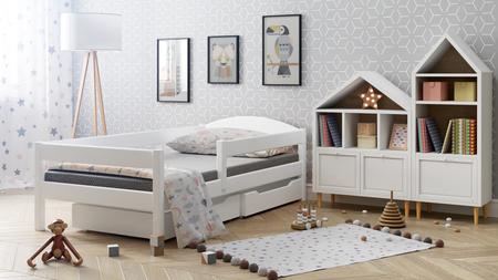 Łóżko pojedyncze