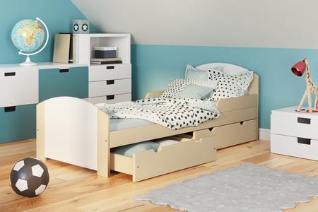 Łóżko Billy