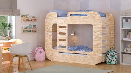 łóżka ze sklejki, skandynawskie łóżka, łóżko dla dzieci, łóżko piętrowe, łóżka piętrowe ekologiczne łóżka, łóżka eko, meble ze sklejki, łóżka w skandynawskim stylu,