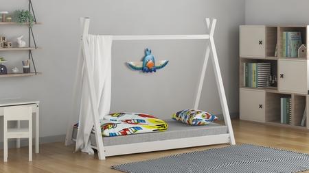 łóżeczko domek