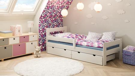 Łóżko dla dzieci pojedyncze Paul M 2